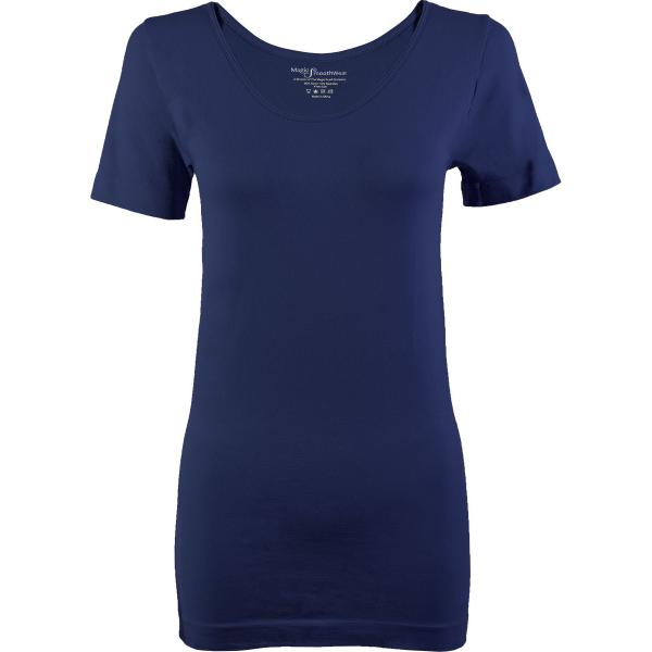 Magic SmoothWear Short Sleeve Midnight -