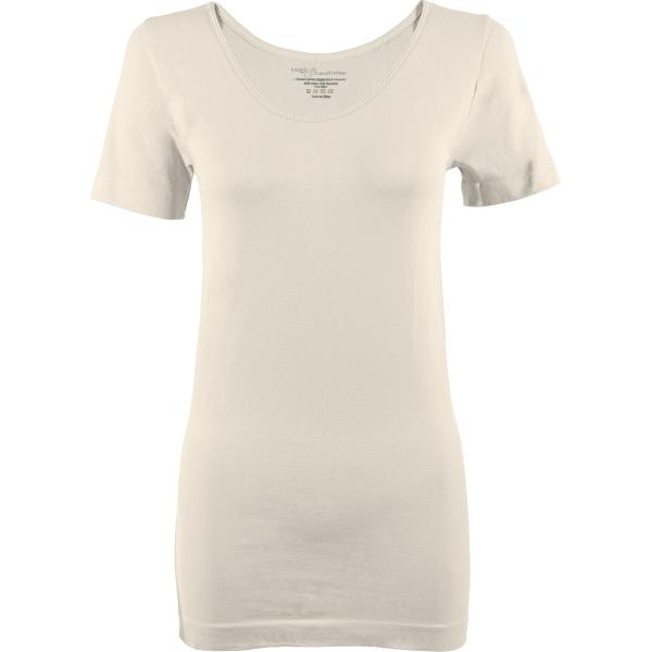 Magic SmoothWear Short Sleeve Ivory -