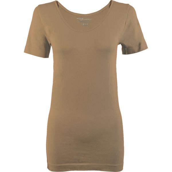 Magic SmoothWear Short Sleeve Taupe -