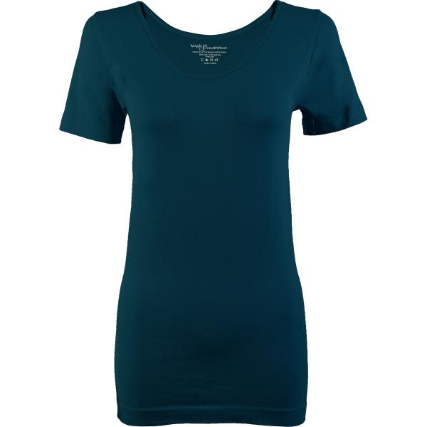 Magic SmoothWear Short Sleeve Dark Teal -