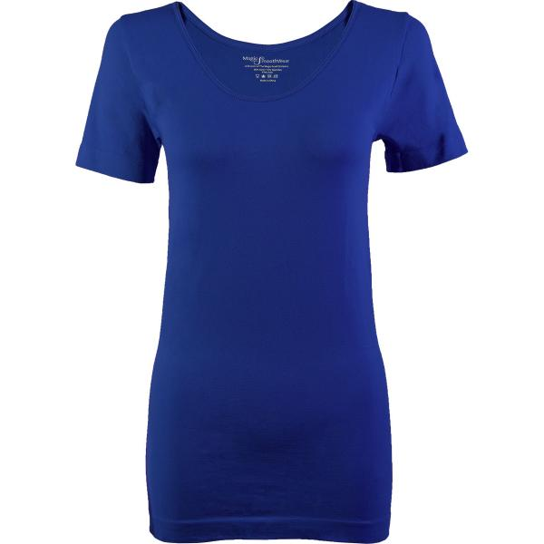 Magic SmoothWear Short Sleeve Royal -