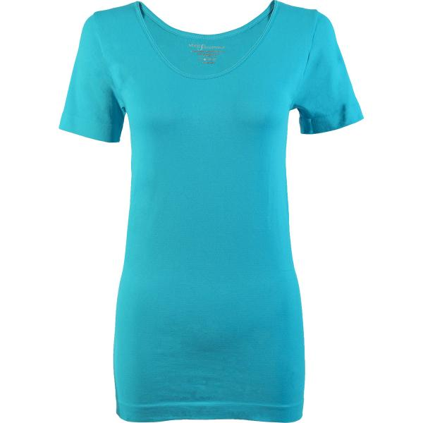 Magic SmoothWear Short Sleeve Turquoise -
