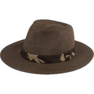 Summer Hats 106 Paper Panama - Olive -
