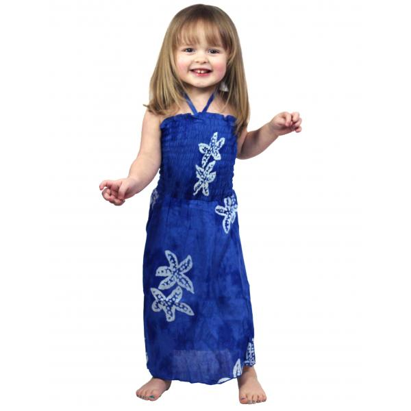 wholesale Dresses - Kids Size #912 Blue - S
