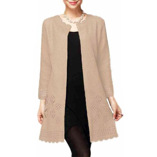 wholesale Art Crush - Swing Jacket Beige -