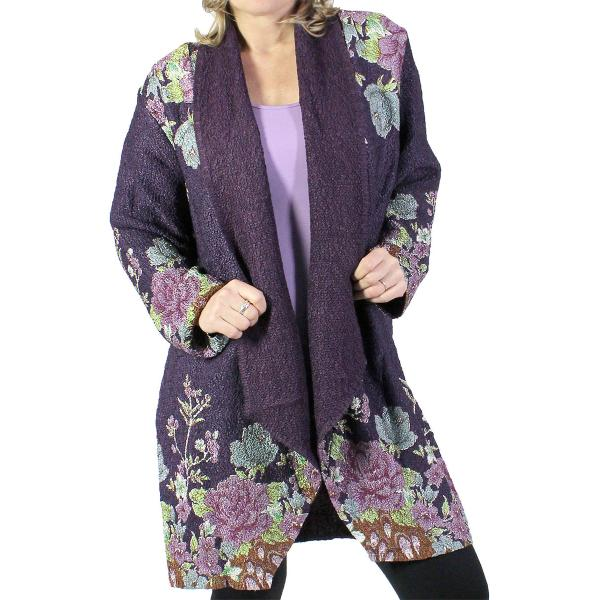wholesale Art Crush Cardigan - Prints - Woman Size P1050 -
