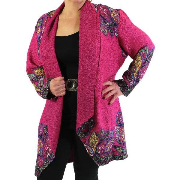 wholesale Art Crush Cardigan - Prints - Woman Size #1057 -