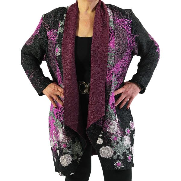 wholesale Art Crush Cardigan - Prints - Woman Size #1058 -