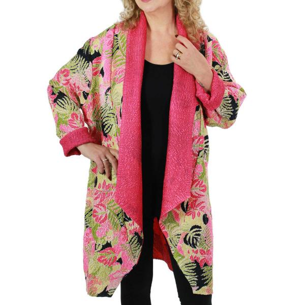 wholesale Art Crush Cardigan - Prints - Woman Size #1060 Tropical Heat -