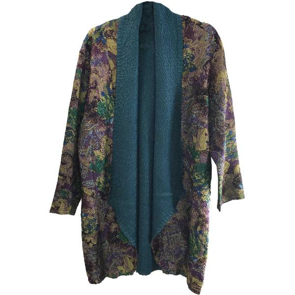 wholesale Art Crush Cardigan - Prints - Woman Size #1064 -