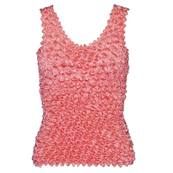 Wholesale Gourmet Popcorn - Tank Tops Coral - One Size (S-XL)