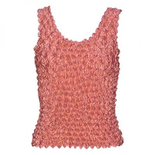 Wholesale Gourmet Popcorn - Tank Tops Salmon - One Size (XS-L)