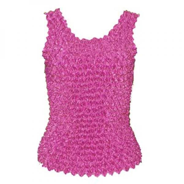 Wholesale Gourmet Popcorn - Tank Tops Raspberry - One Size (XS-L)