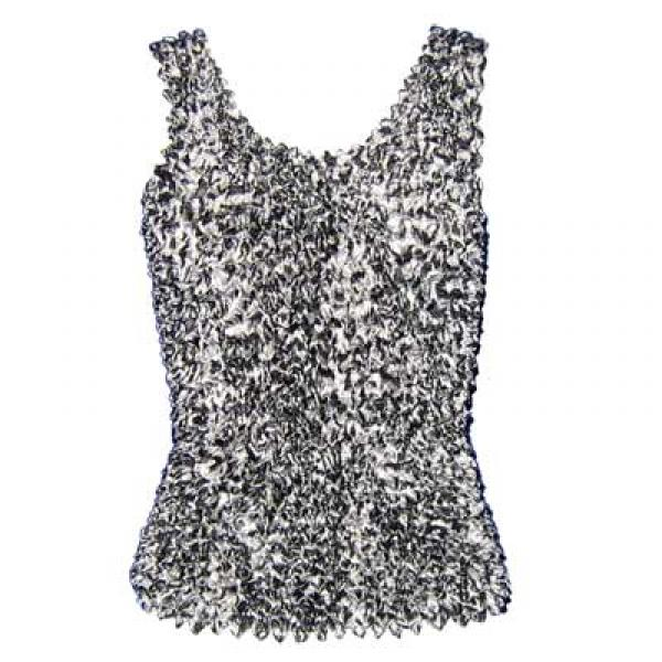 Wholesale Gourmet Popcorn - Tank Tops Leopard Black-White - One Size (S-XL)