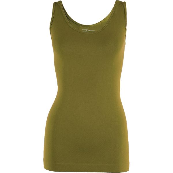 Magic SmoothWear Tanks & Sleeveless   Avocado Tank - One Size Fits (S-XL) Tanks