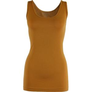 wholesale Magic SmoothWear Tanks & Sleeveless   Copper Tank - One Size Fits (S-XL) Tanks