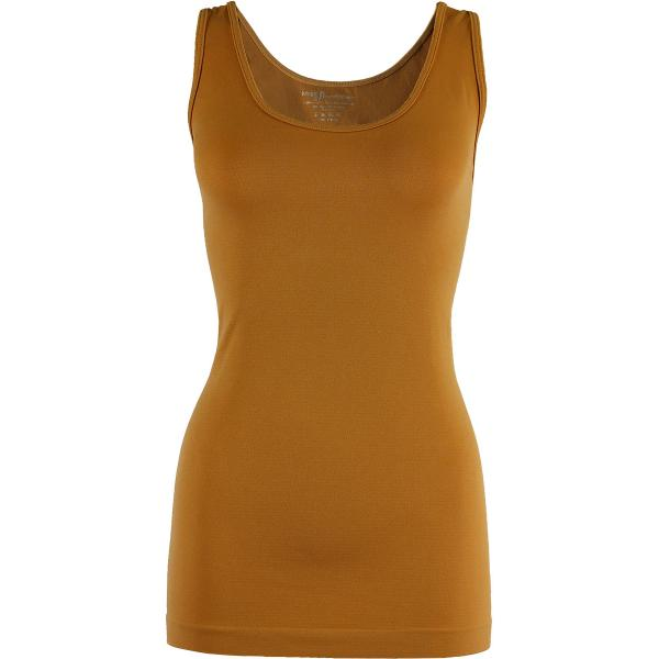 Magic SmoothWear Tanks & Sleeveless   Copper Tank - One Size Fits (S-XL) Tanks