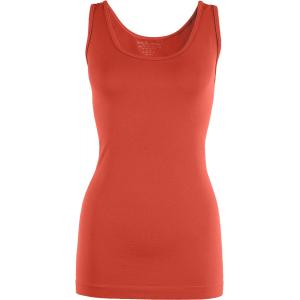 Magic SmoothWear Tanks & Sleeveless   Coral Tank - One Size Fits (S-XL) Tanks