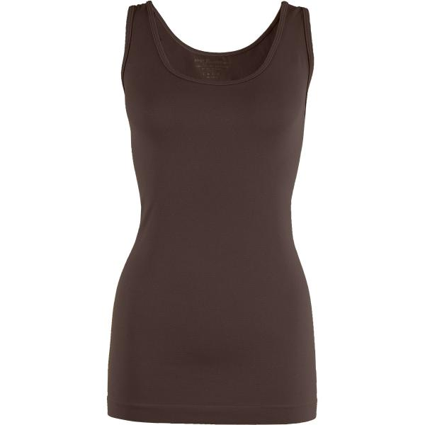 Magic SmoothWear Tanks & Sleeveless   Espresso Tank - One Size Fits (S-XL) Tanks