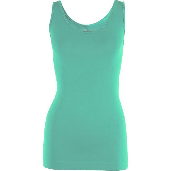 Magic SmoothWear Tanks & Sleeveless   Mint Tank - One Size Fits (S-XL) Tanks