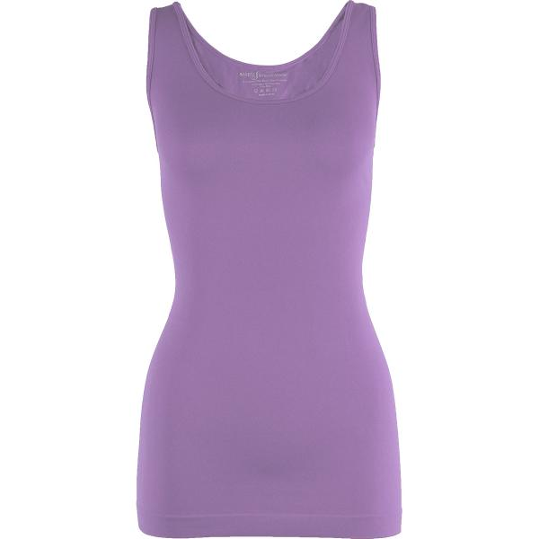 Magic SmoothWear Tanks & Sleeveless   Violet Tank - One Size Fits (S-XL) Tanks