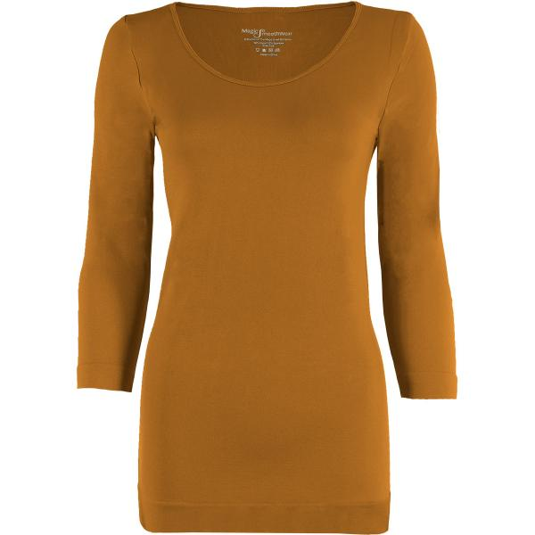wholesale Magic SmoothWear with Sleeves Copper Three Quarter Sleeve - One Size Fits (S-XL) TQ