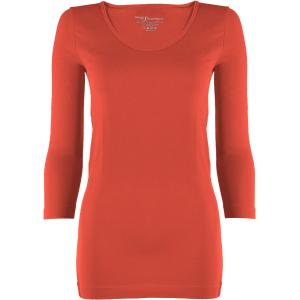wholesale Magic SmoothWear Three Quarter & Long Sleeve Coral Three Quarter Sleeve - One Size Fits (S-XL) TQ