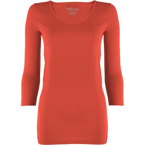 wholesale Magic SmoothWear with Sleeves Coral Three Quarter Sleeve - One Size Fits (S-XL) TQ