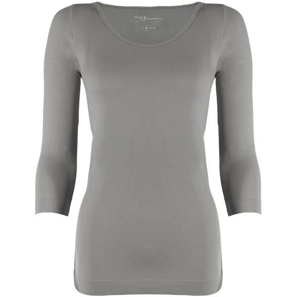 wholesale Magic SmoothWear with Sleeves Silver Three Quarter Sleeve - One Size Fits (S-XL) TQ