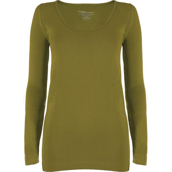 wholesale Magic SmoothWear with Sleeves Avocado Long Sleeve - One Size Fits (S-XL) Long Sleeve