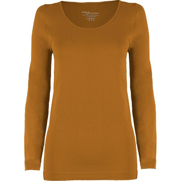 wholesale Magic SmoothWear with Sleeves Copper Long Sleeve - One Size Fits (S-XL) Long Sleeve