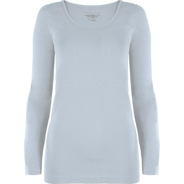 wholesale Magic SmoothWear with Sleeves Ice Blue Long Sleeve - One Size Fits (S-XL) Long Sleeve
