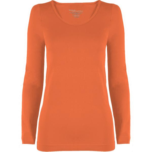 wholesale Magic SmoothWear with Sleeves Melon Long Sleeve - One Size Fits (S-XL) Long Sleeve