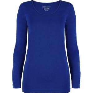 wholesale Magic SmoothWear Three Quarter & Long Sleeve Royal Long Sleeve - One Size Fits (S-XL) Long Sleeve