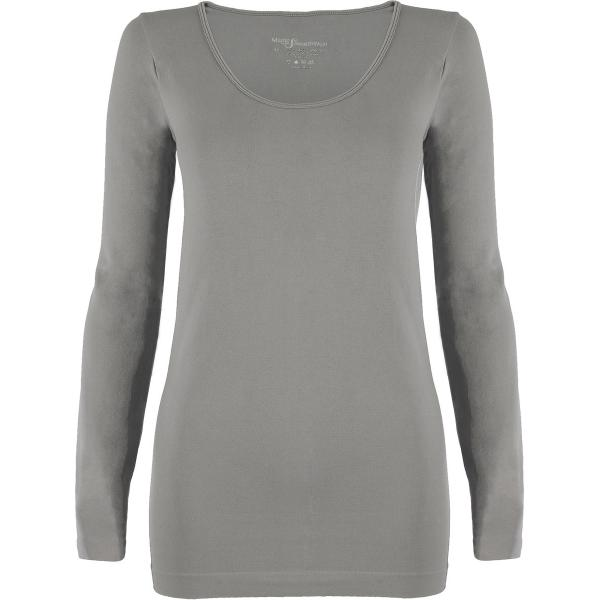 wholesale Magic SmoothWear with Sleeves Silver Long Sleeve - One Size Fits (S-XL) Long Sleeve