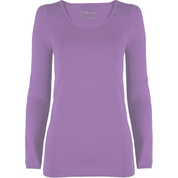 wholesale Magic SmoothWear with Sleeves Violet Long Sleeve - One Size Fits (S-XL) Long Sleeve
