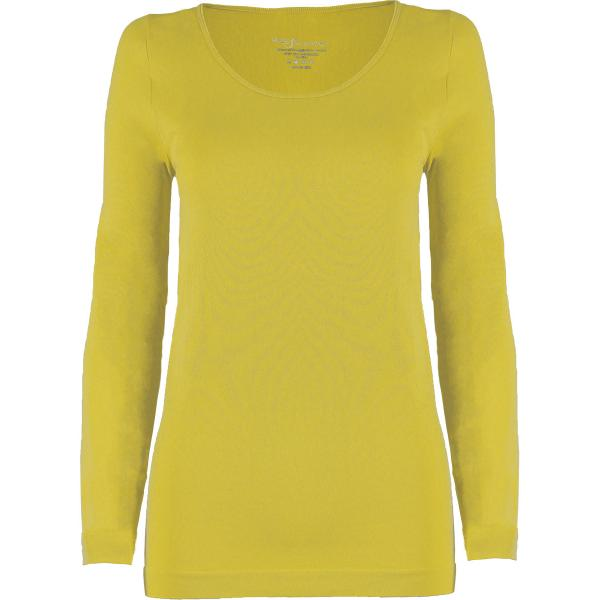 wholesale Magic SmoothWear with Sleeves Vivid Yellow Long Sleeve - One Size Fits (S-XL) Long Sleeve