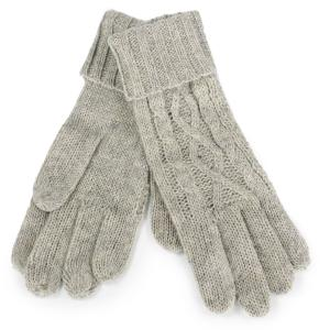 Wholesale  3504 Diamond Pattern Knit Gloves -