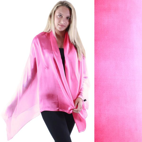 wholesale Shawls - Boutique Charmeuse #20 Ombre Pink -