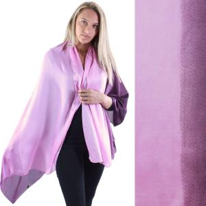 Shawls - Boutique Charmeuse #24 Ombre Lilac-Purple -