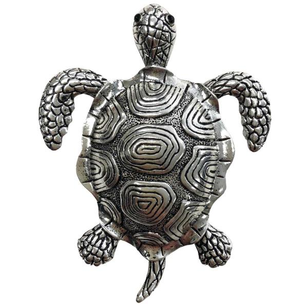 wholesale Magnetic Brooches - Artful Design - Plain Back #005 Sea Turtle Magnetic Brooch -