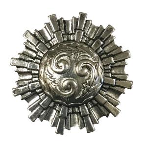 Wholesale  601 Aztec Sun Magnetic Brooch -