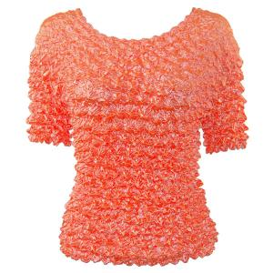 Wholesale Gourmet Popcorn - Short Sleeve Tangerine ++ - One Size (S-XL)