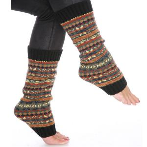 Holiday Gift Ideas Leg Warmers Nordic Design -