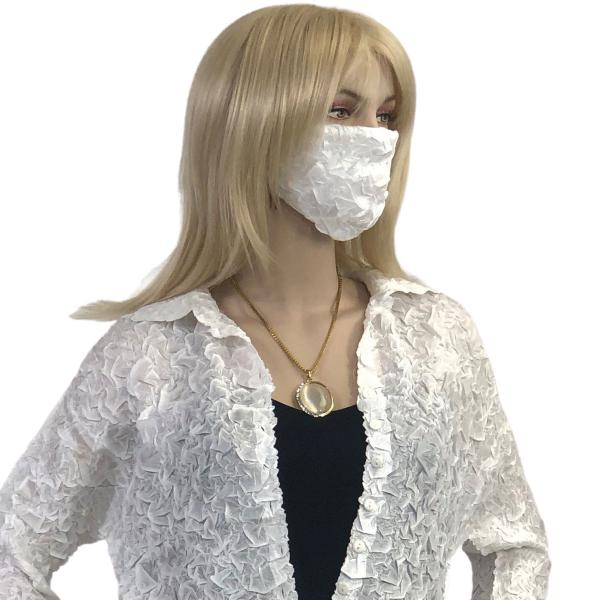 wholesale Protective Masks - Origami Origami Mask - White - One Size Fits All