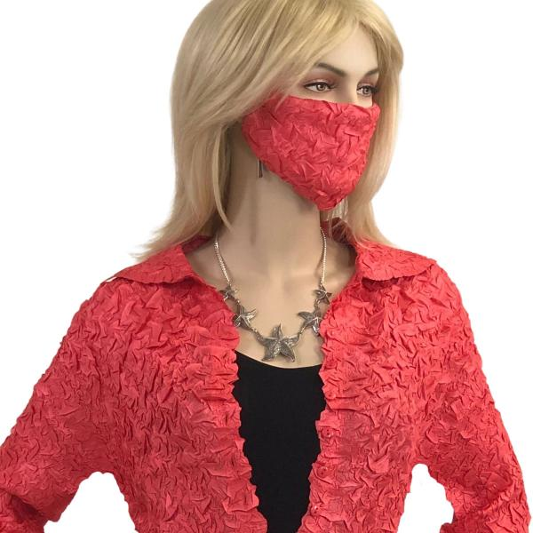 wholesale Protective Masks - Origami Origami Mask - Coral -