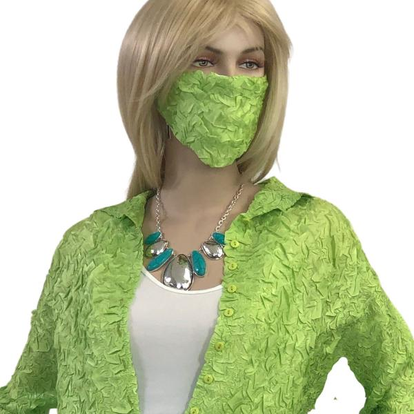 wholesale Protective Masks - Origami Origami Mask - Lime -