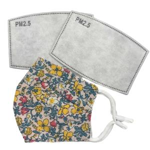 wholesale Protective Masks by Cate with Filters D27 Yellow - One Size Fits All