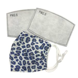 wholesale Protective Masks by Cate with Filters D36 Blue - One Size Fits All