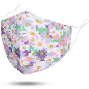 wholesale Protective Masks by Jessica with Filter Pocket #6-36 Lavender Fields - Jessica w/ Filter Pocket -